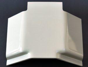 Laserschneiden von Bauteilen aus thermogeformtem ABS
