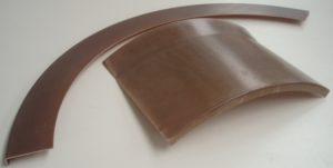 Laserschneiden von Glasfaser-Verbundwerkstoff