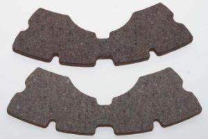 Laserschneiden von Oel-Abstreifer aus Filz