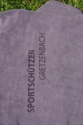 Lasergravieren von Textilien
