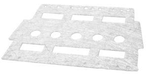 Laserschneiden von Glasfasergewebe