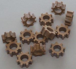 Laserschneiden von Gummi-Dichtungen