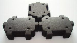 Laserschneiden von Dichtungen aus Armaflex