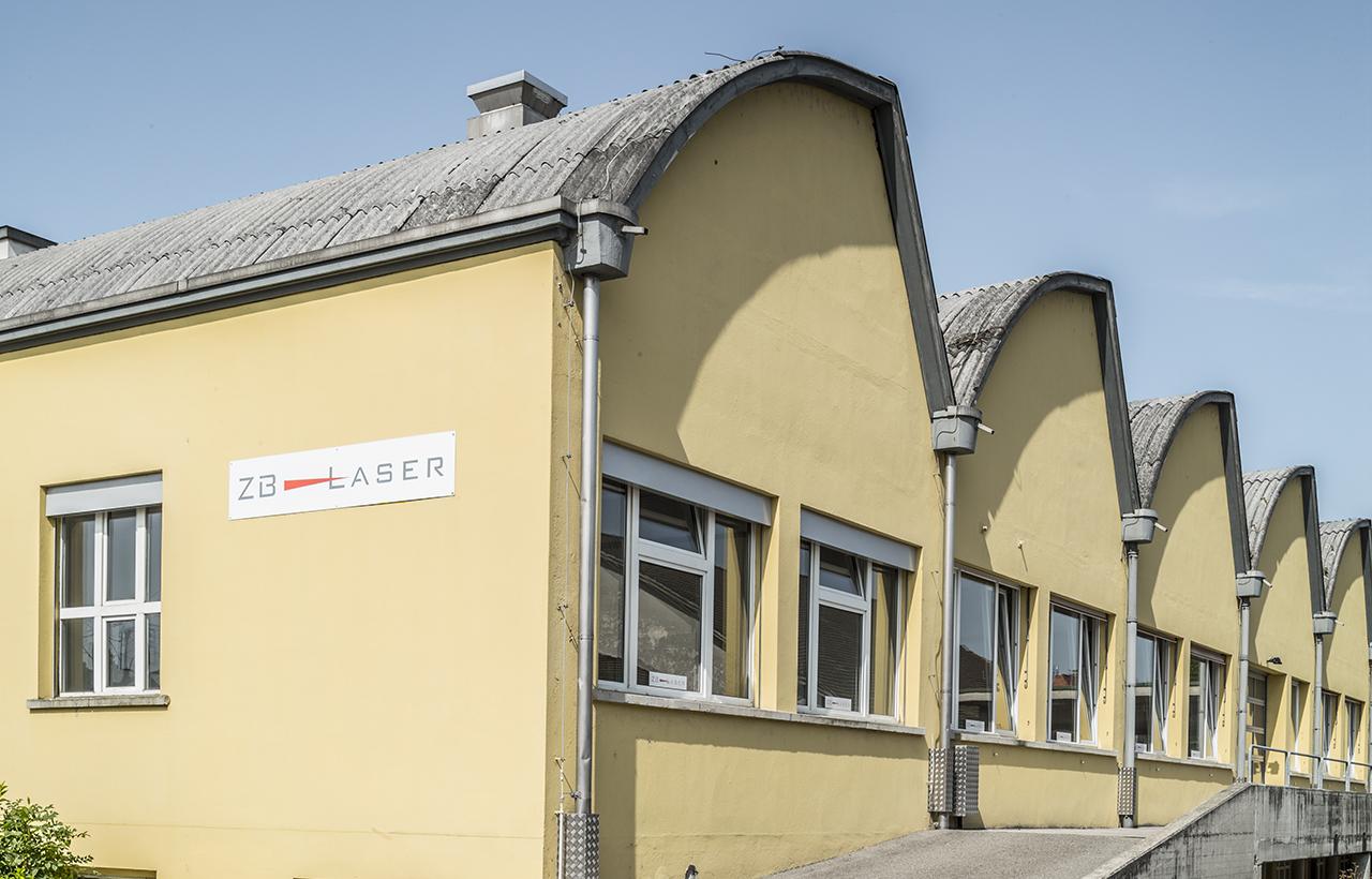 10 Jahre ZB-Laser AG - Laserschneiden von Kunststoffen und nicht-metallischen Materialien