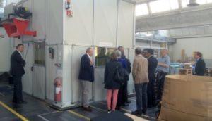 Treffen des Industrie- und Handelsverein Olten und Umgebung IHVO - ZB-Laser AG