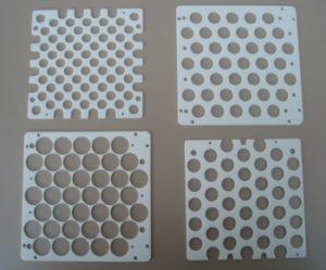 Laserschneiden von Dichtungen aus Teflon/PTFE