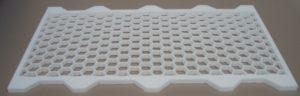 Laserschneiden von Maschinenbauteilen aus Teflon/PTFE