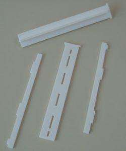 Laserschneiden von Schutzvorrichtungen aus Teflon