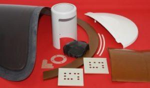 Laserschneiden von Verbundwerkstoff-Bauteilen