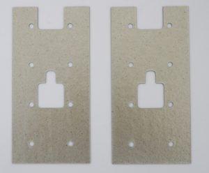 Laserschneiden von Isolationen aus Glimmerverbund