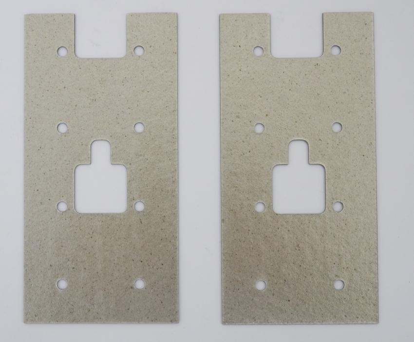 Laserschneiden von Isolationen aus Glimmerverbund-Material - ZB-Laser AG
