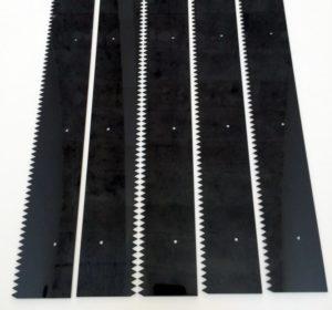 Laserschneiden von Kamm aus POM C