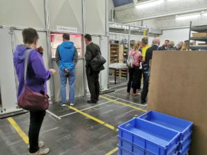 Nacht der Solothurner Industrie 2019 bei ZB-Laser AG